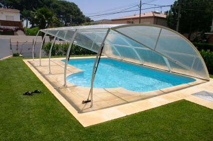 abri piscine 10×5 occasion