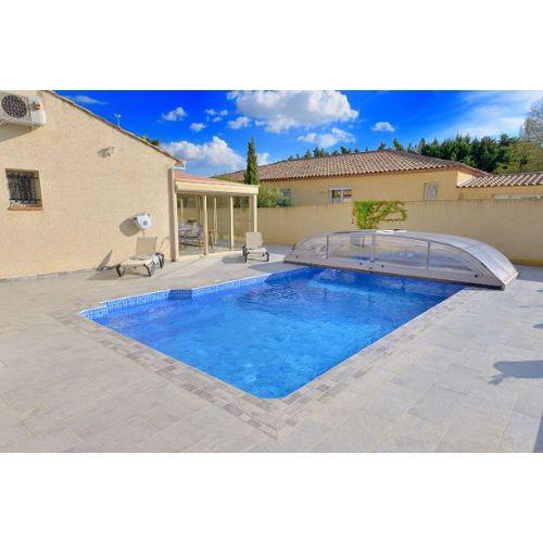 abri piscine 10x5 occasion
