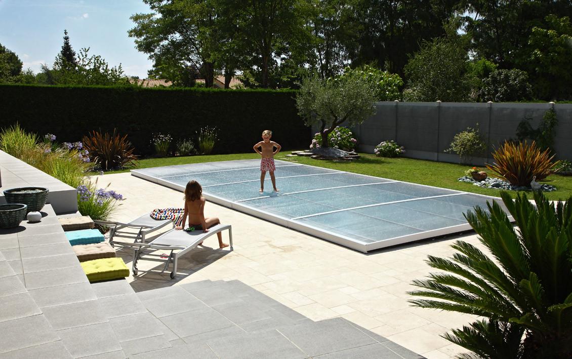 Abri piscine 10x5 occasion for Prix piscine 5 x 10