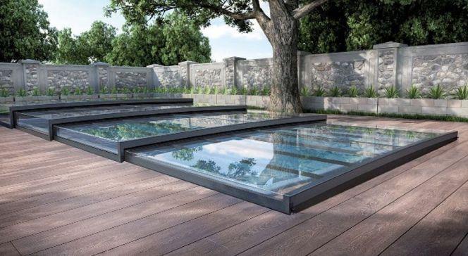 abri piscine 10x5