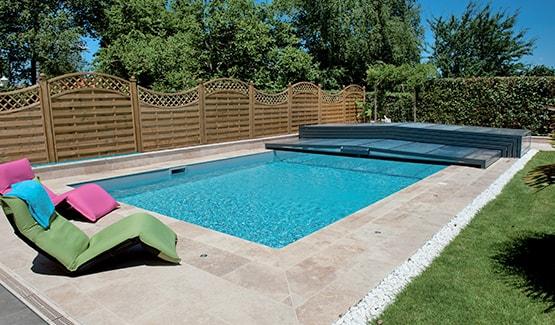 abri piscine 4x9
