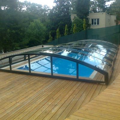 abri piscine 4x9. Black Bedroom Furniture Sets. Home Design Ideas