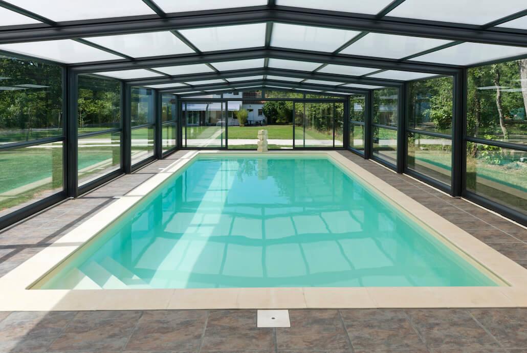 abri piscine 64