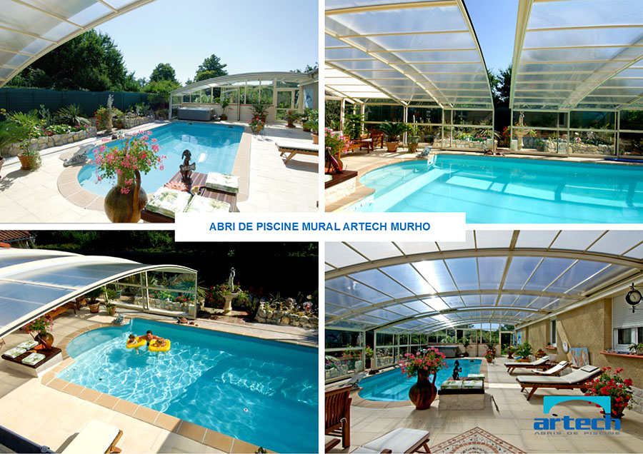 abri piscine artech