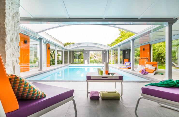 abri piscine concept alu