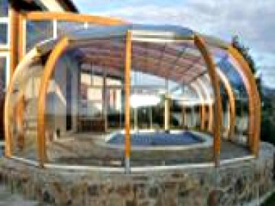 abri piscine conception
