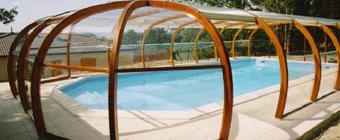 abri piscine d'occasion a vendre