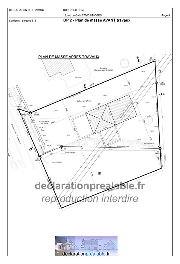 abri piscine declaration prealable