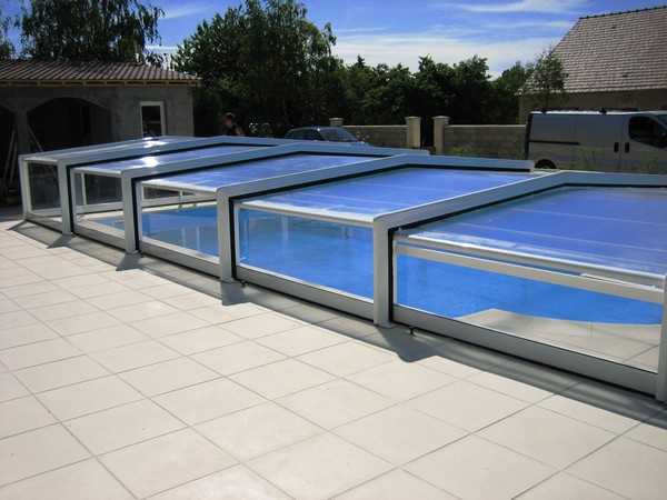 abri piscine destockage