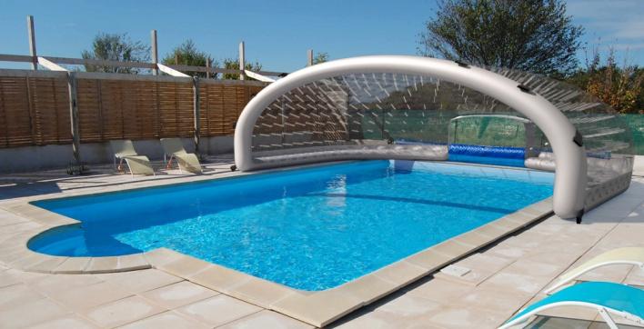 abri piscine discount