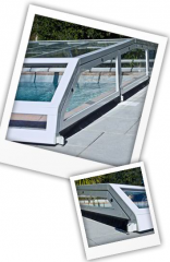 abri piscine easy cover