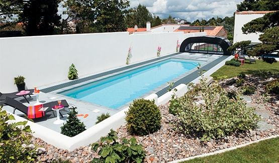 abri piscine elliptik