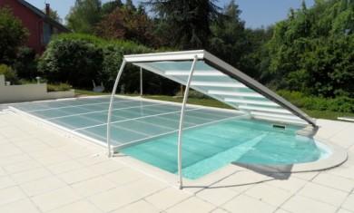 abri piscine en dur