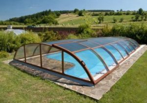 abri piscine en kit idealcover
