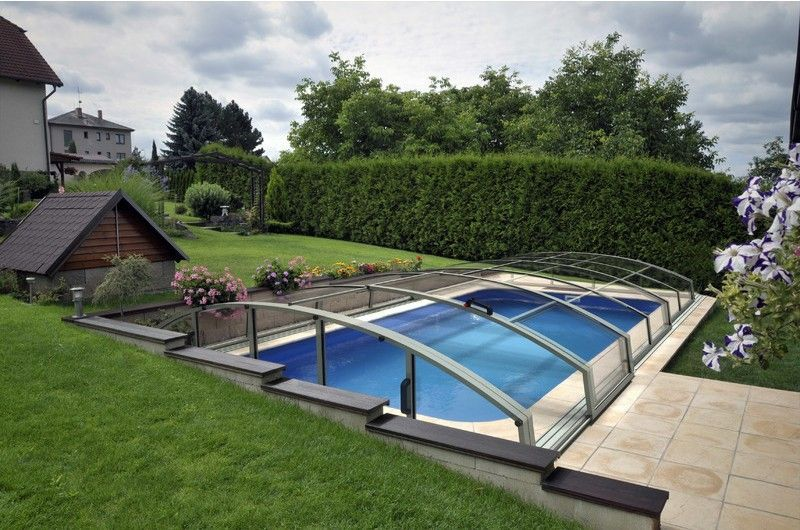 abri piscine en kit
