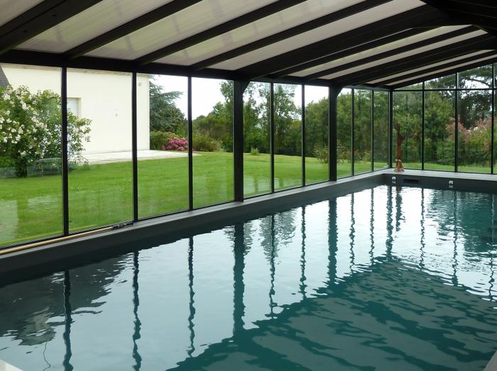 abri piscine fer forge