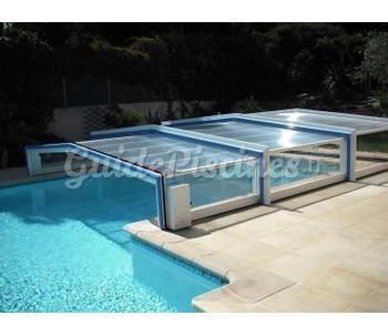 abri piscine forme libre