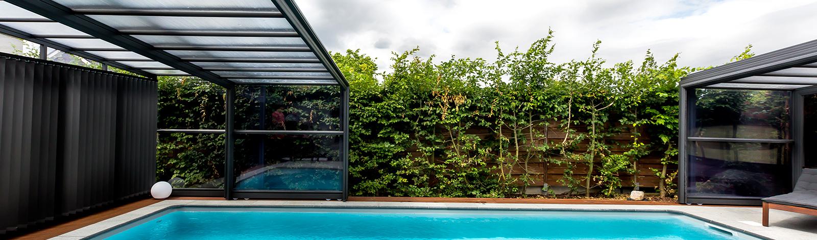 abri piscine geneve
