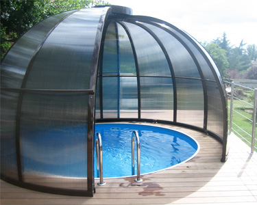 abri piscine gre