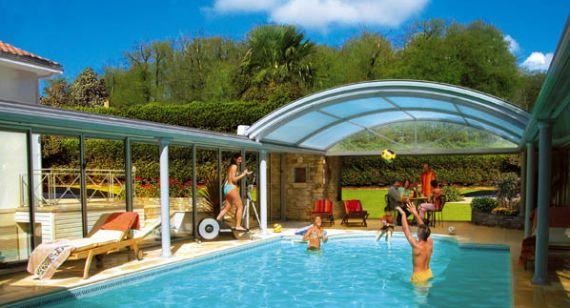 abri piscine haut de gamme
