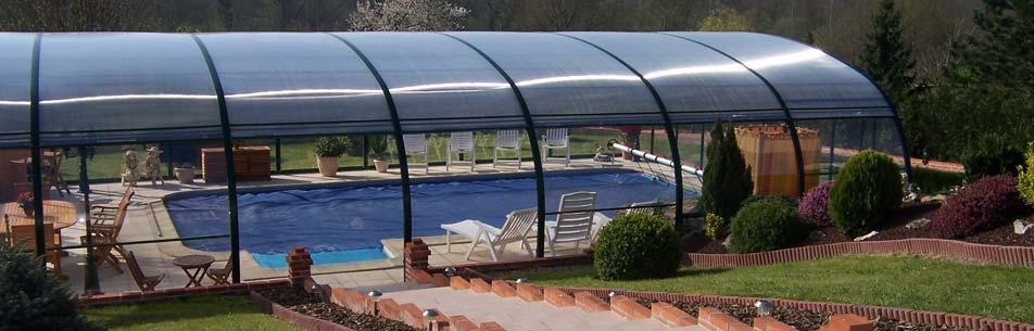 abri piscine haut fixe