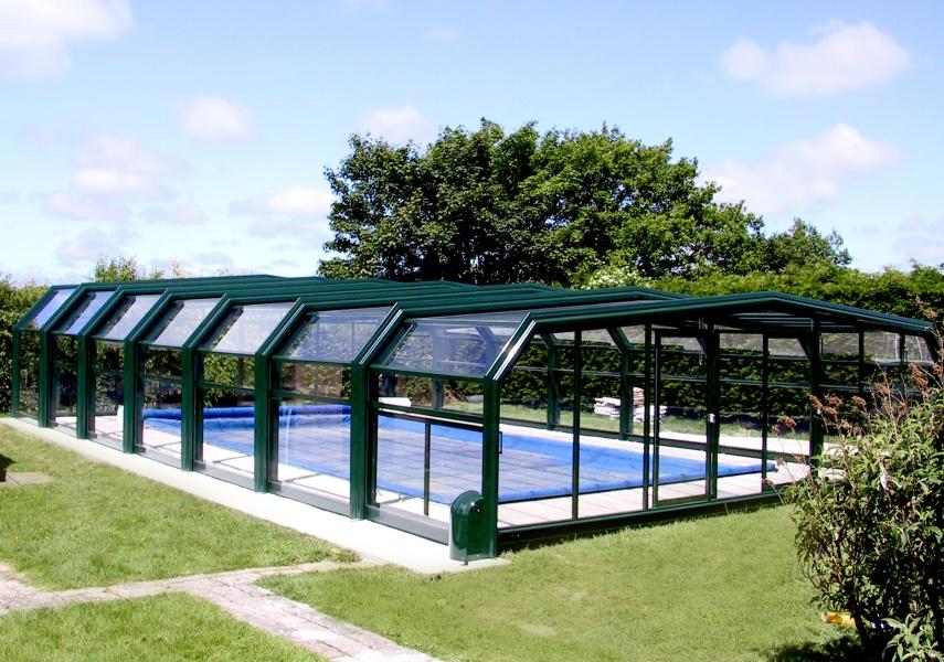 abri piscine haut occasion