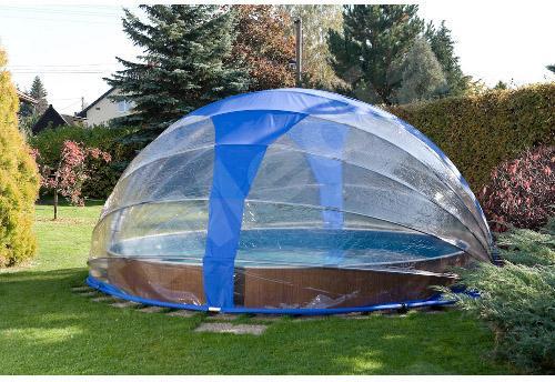 abri piscine hors sol intex. Black Bedroom Furniture Sets. Home Design Ideas