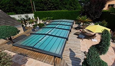 abri piscine kandis