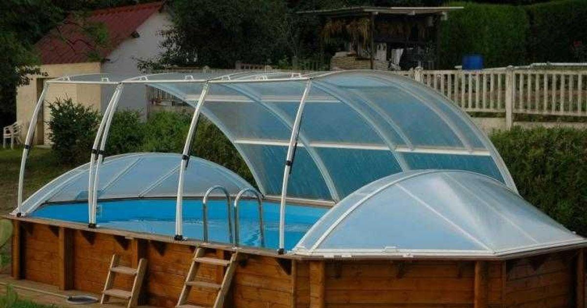 abri piscine kit pas cher. Black Bedroom Furniture Sets. Home Design Ideas