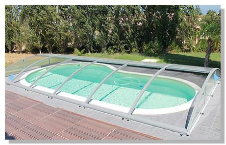 abri piscine le moins cher. Black Bedroom Furniture Sets. Home Design Ideas