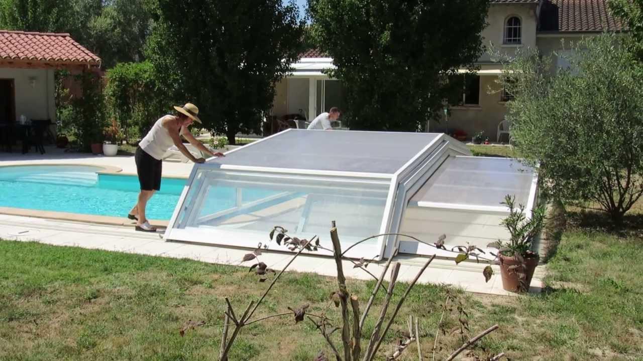 abri piscine occasion 8x4