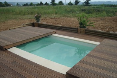 abri piscine original