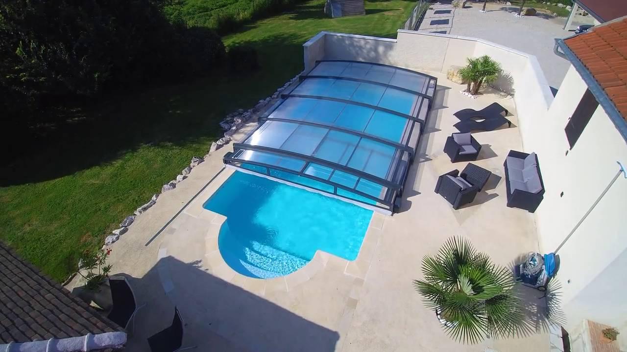 abri piscine oxygene
