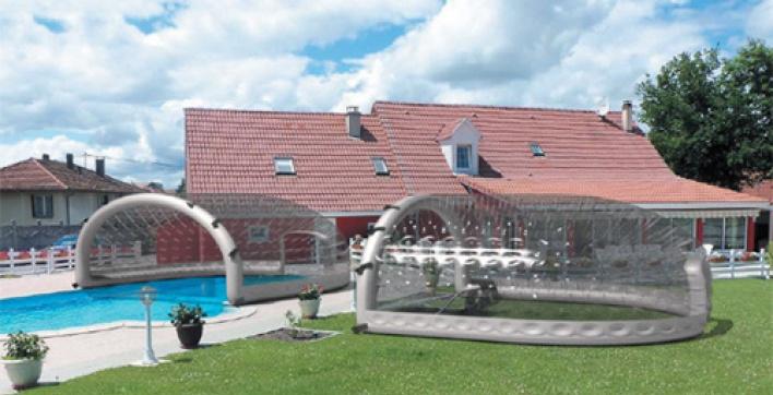 abri piscine pool up