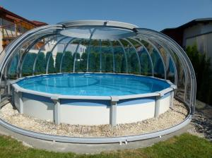 Acheter abri de piscine