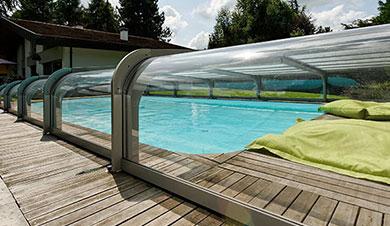 abri piscine vourles