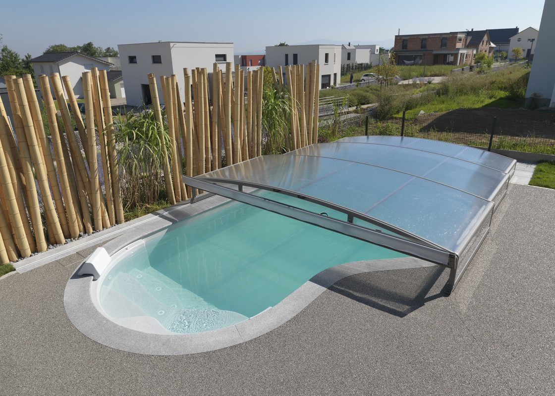 abri piscine waterair