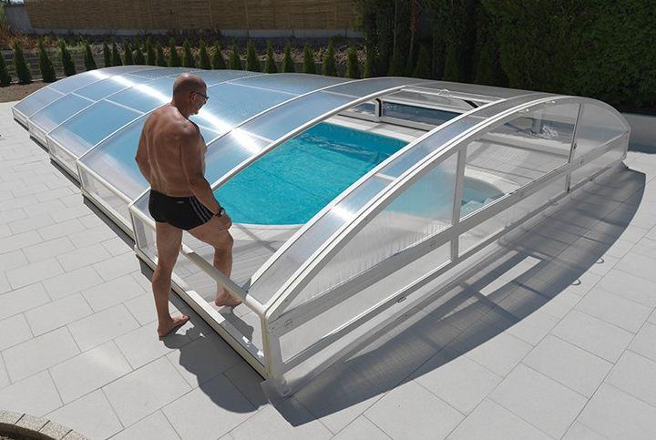 abri piscine waterair