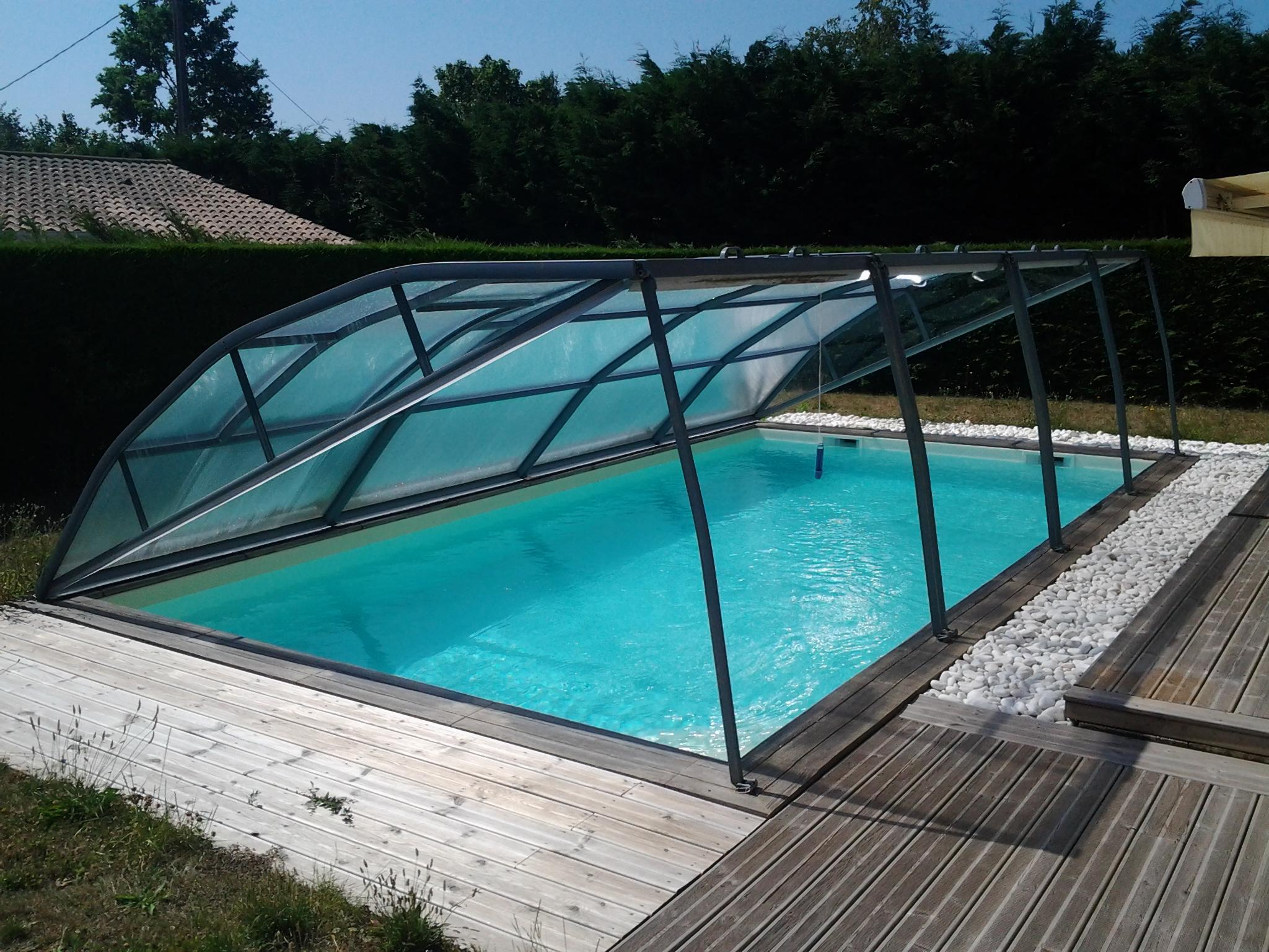 abri piscine yvrac