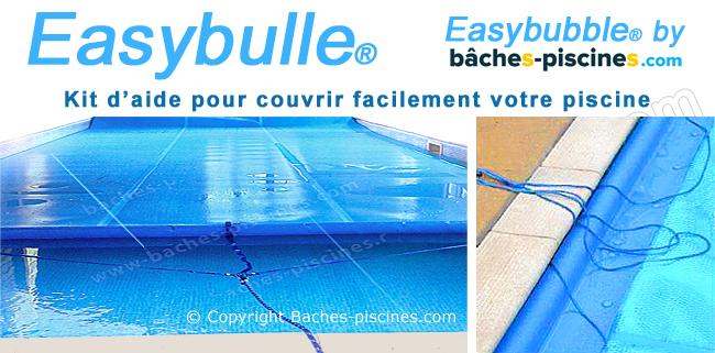 bache piscine 12×8