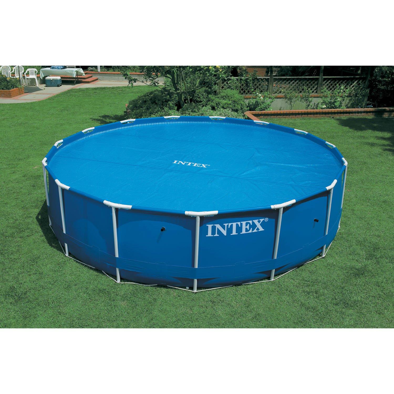 bache piscine 2.44