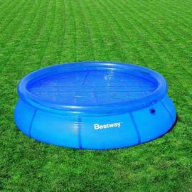 bache piscine 244 cm