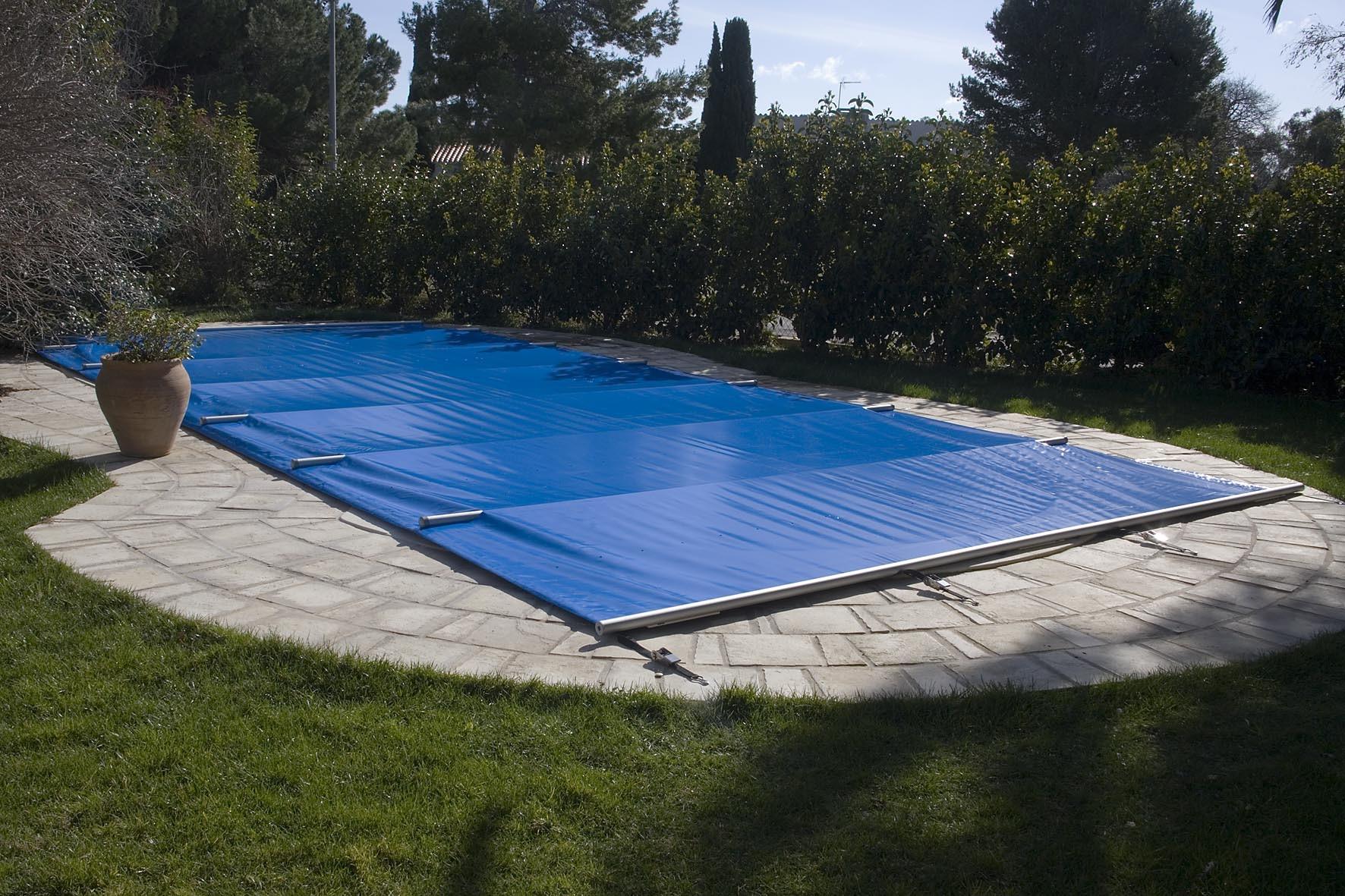 bache piscine 3.50