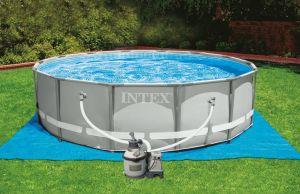bache piscine 3m66