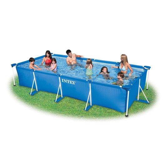 bache piscine 4 5 x 2 2