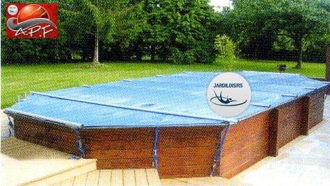bache piscine 4 saisons hors sol