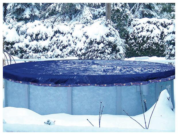 bache piscine 4.60