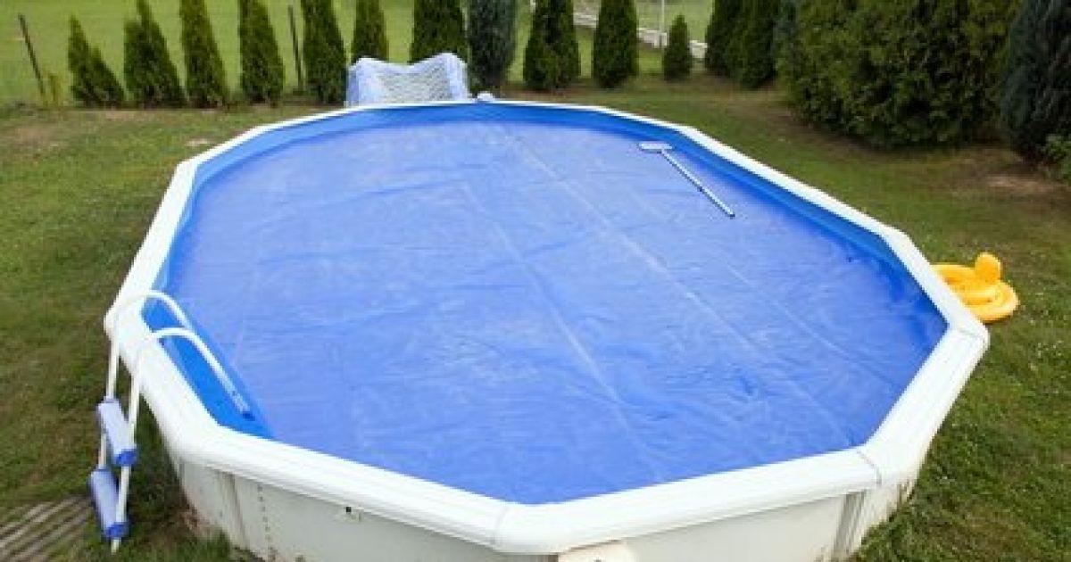 bache piscine 4.88
