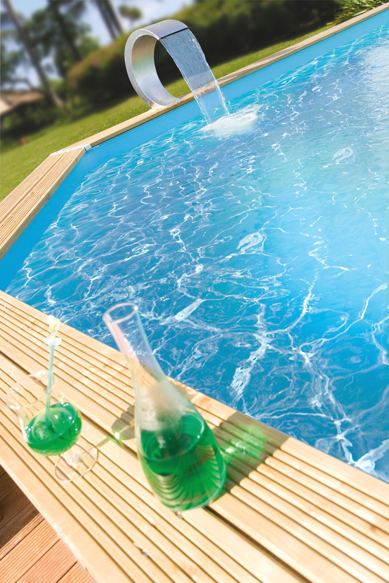bache piscine 400 ou 500 microns