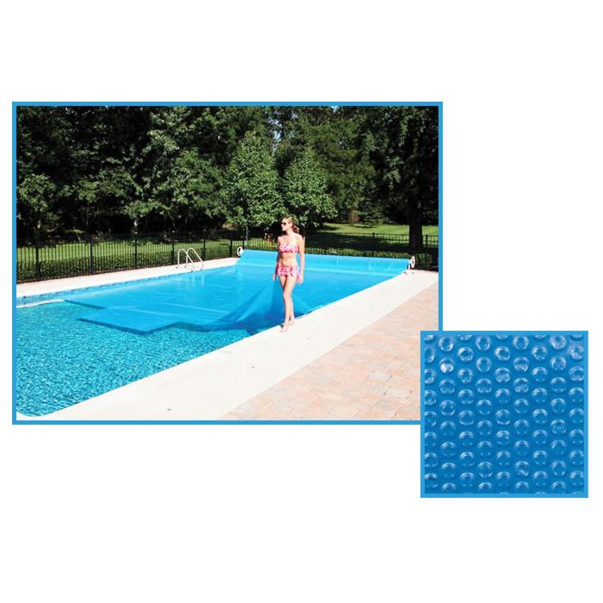 bache piscine 4m x 2m